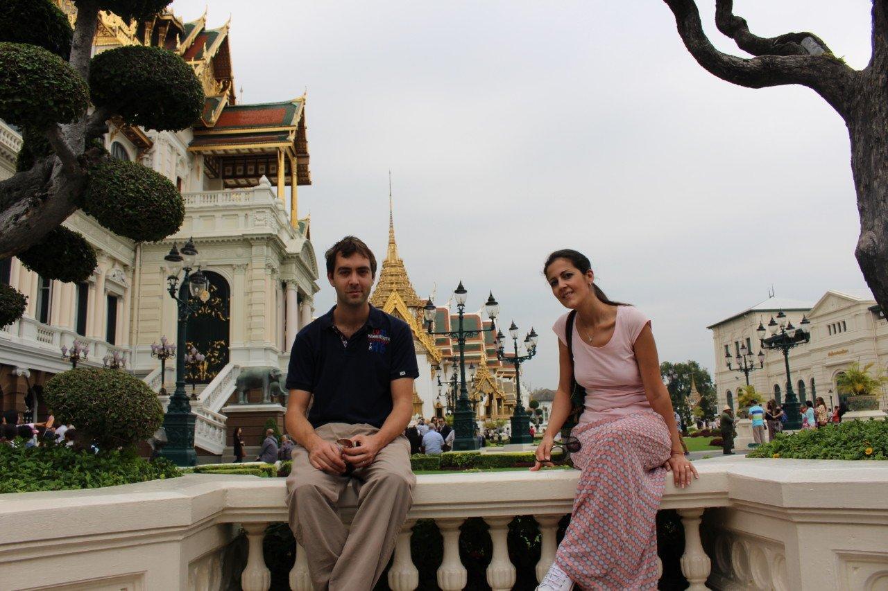wat pho, bangkok thailandia, tour della thailandia