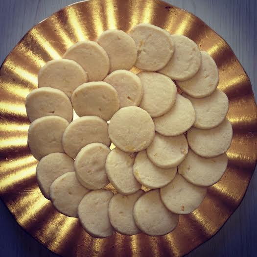 Biscotti Di Natale Quel Che Passa Il Convento.Biscotti Lemon Meltaways Ricetta Inglese Il Gusto In Viaggio
