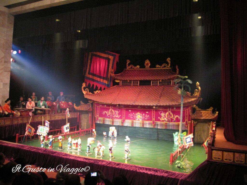 www.thanglongwaterpuppet.org thang long water puppet show di hanoi