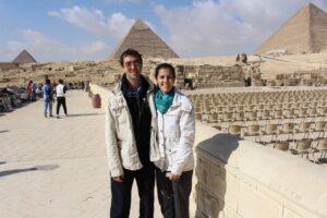 tre giorni in egitto, piramidi egiziane
