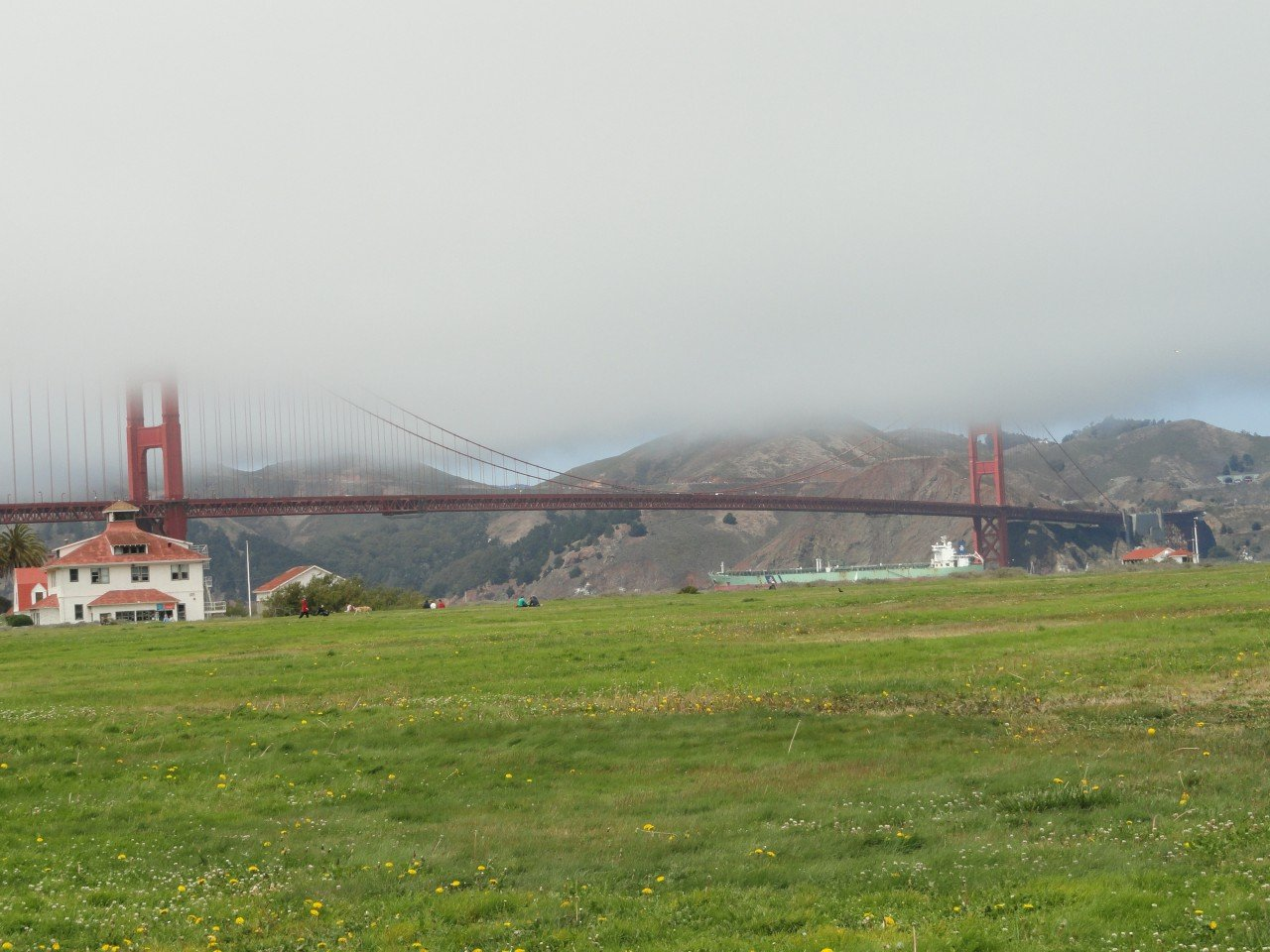 golden bridge, tre giorni a san francisco