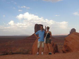 tour dei parchi americani, monument valley,