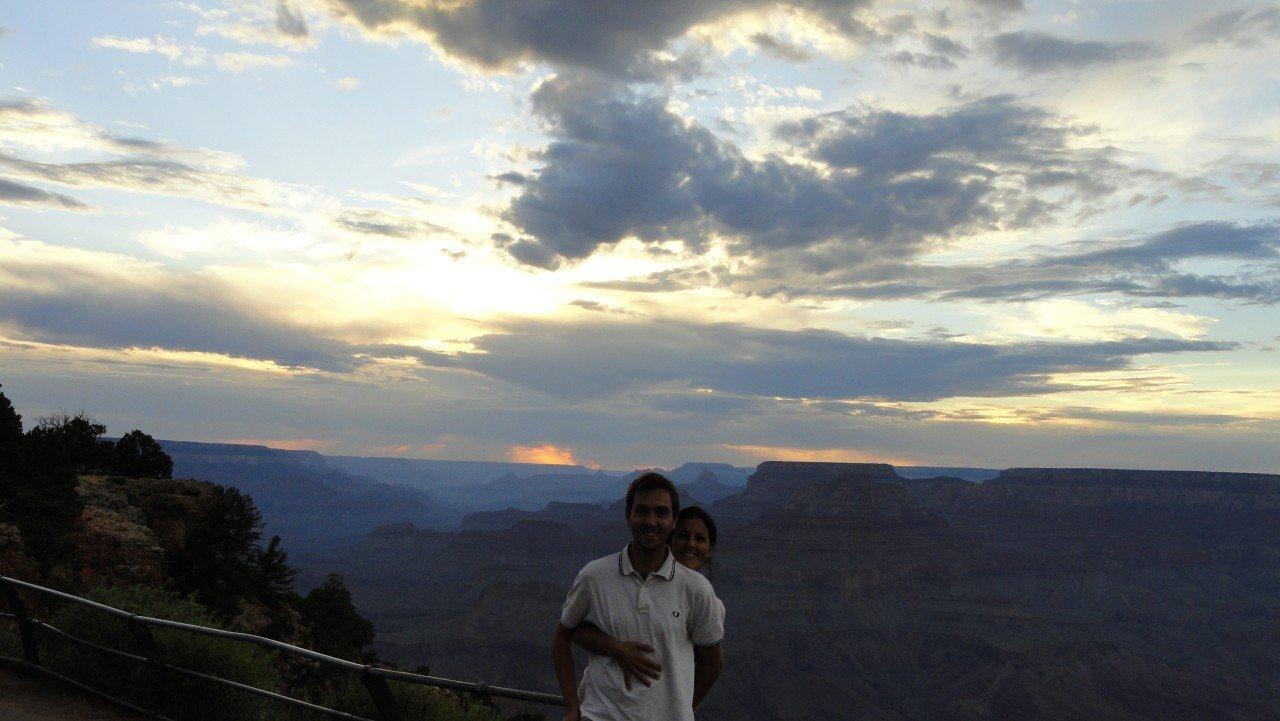 tour dei parchi americani, west coast, grand canyon