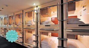 dove dormire a tokyo