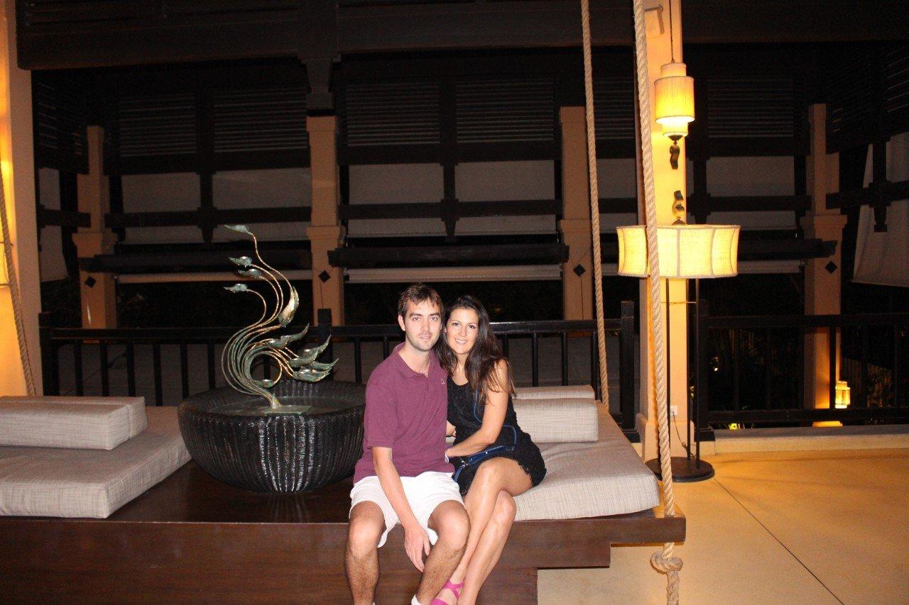 tour 10 giorni thailandia, asara villa and suites
