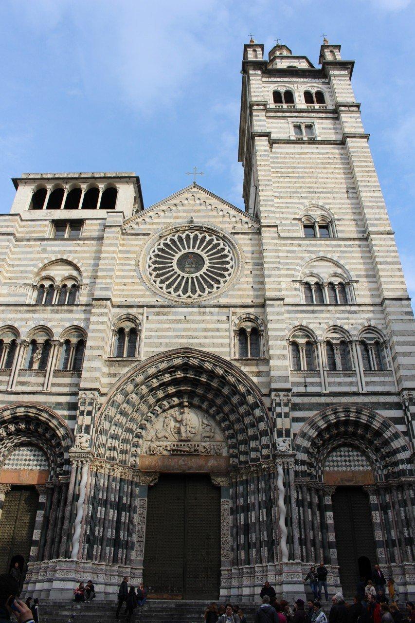 cattedrale san lorenzo genova, genova acquario