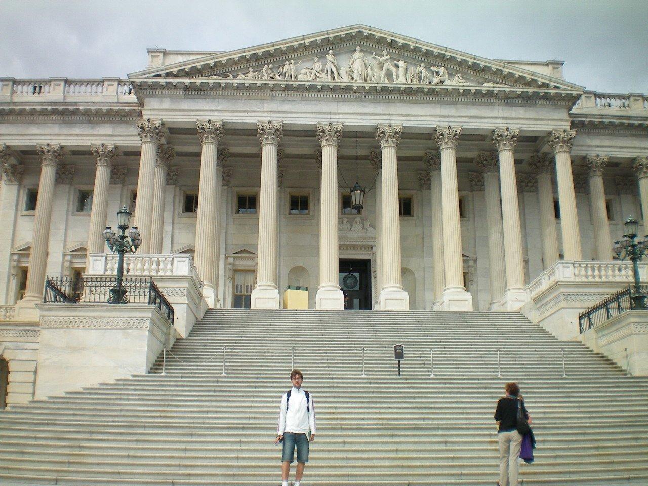The capitol, capitol hill, 24 ore a washington DC