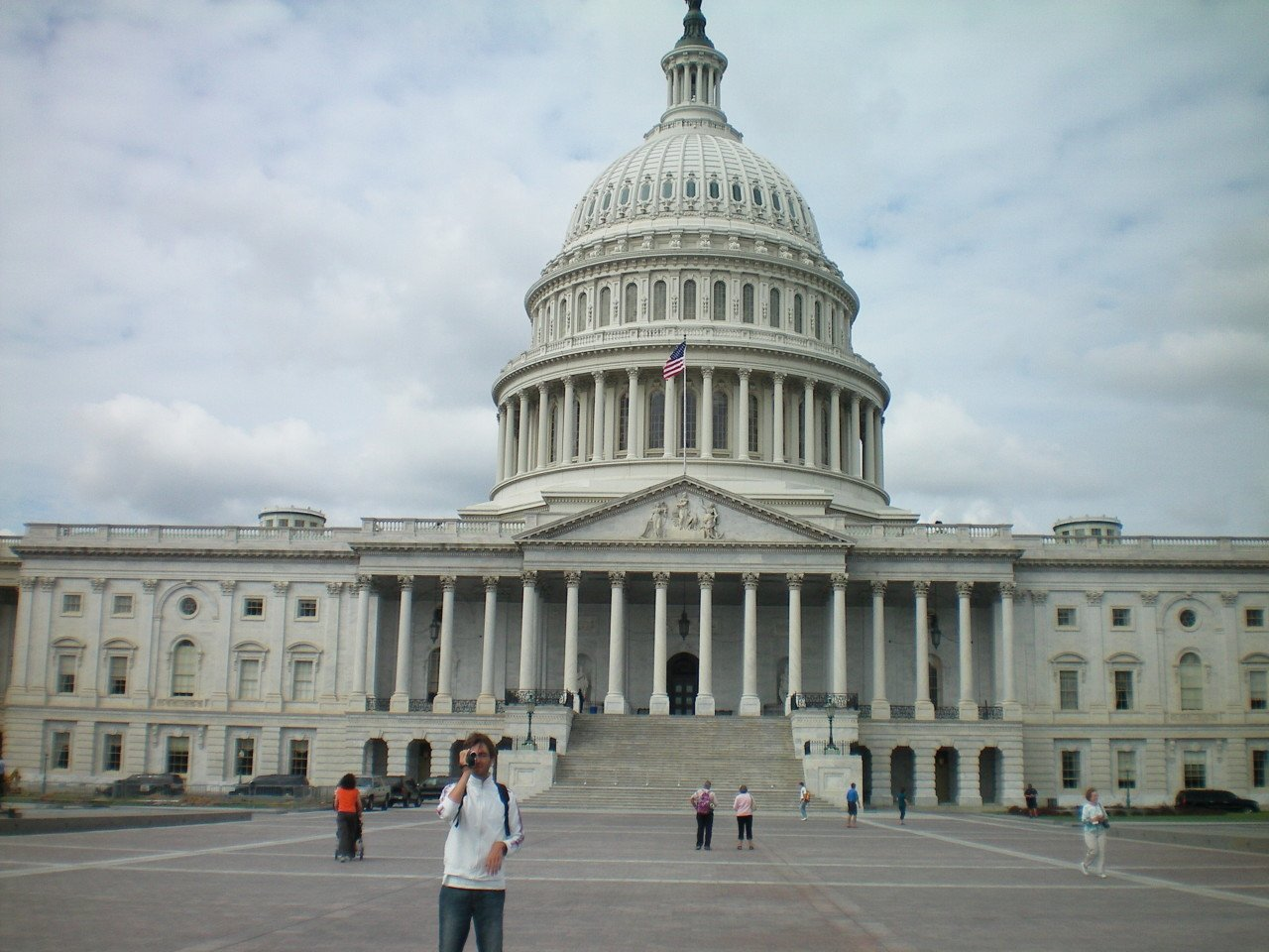 The capitol, capitol hill, 24 ore a washington DC