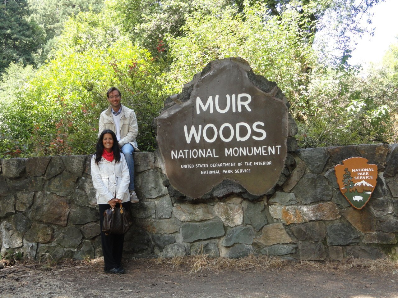 3 giorni a san francisco muir woods, california, san francisco