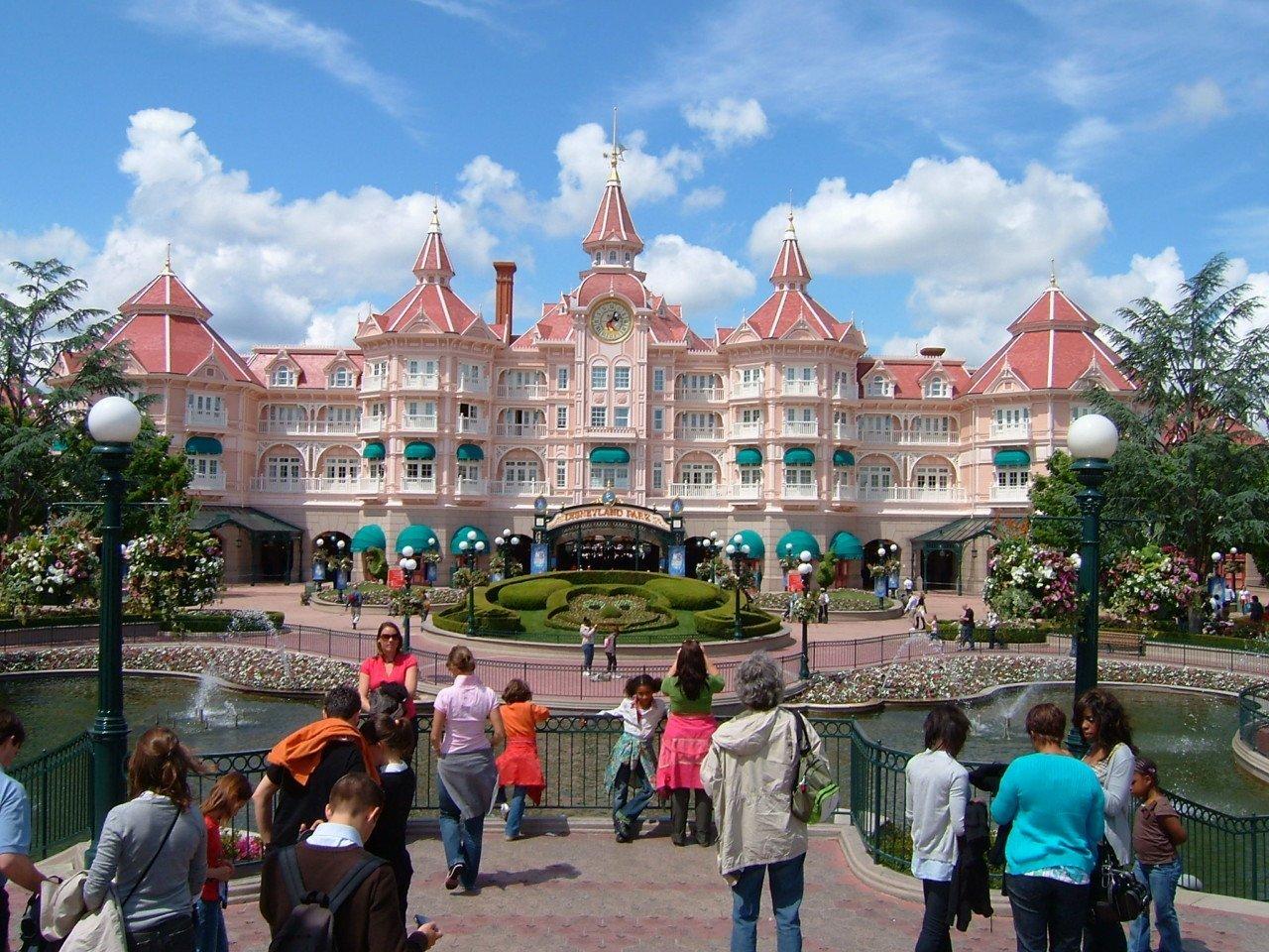 castello principesse, disneyland paris risparmiando, hotel disneyland parigis