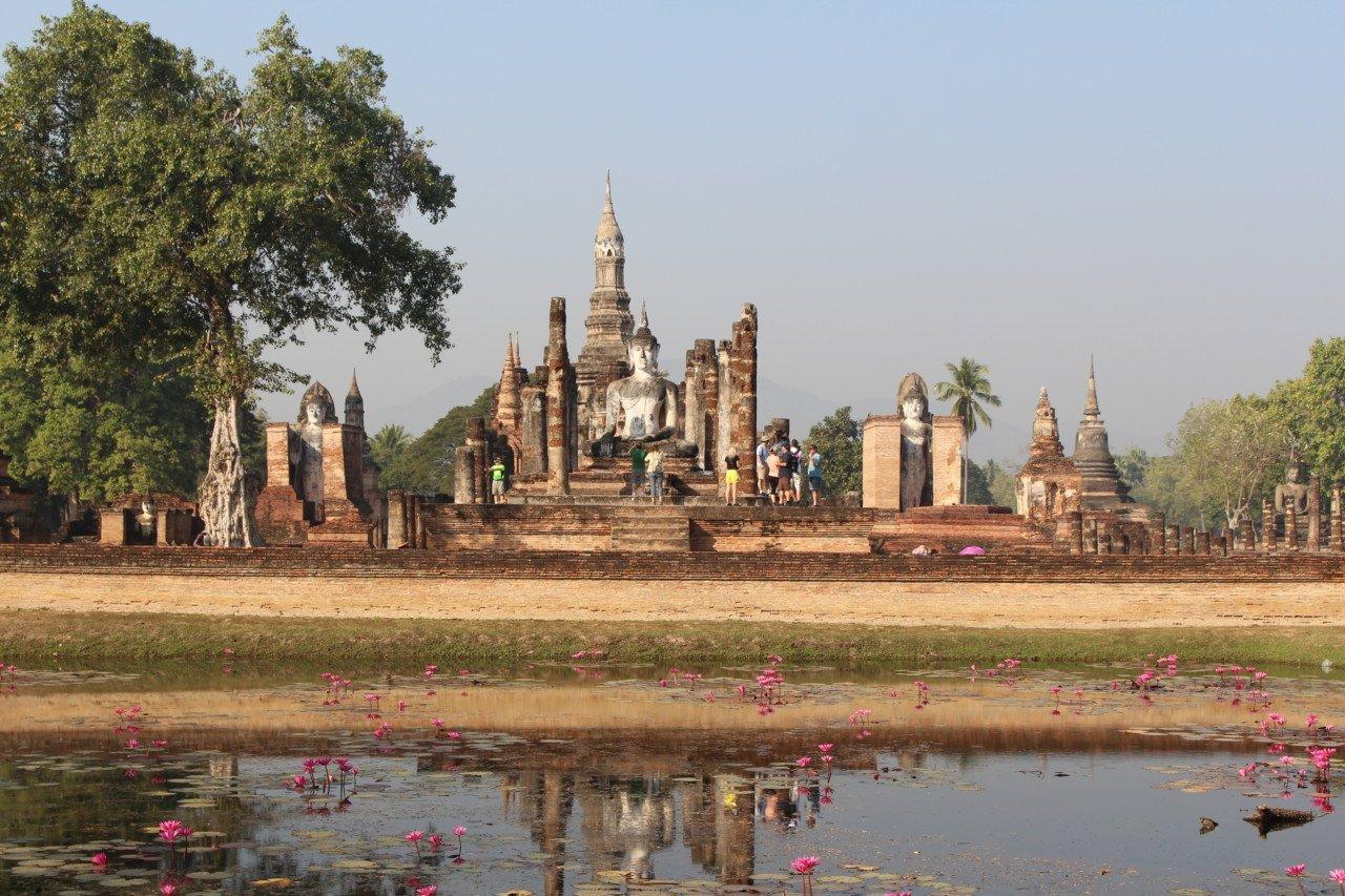 Tour della thailandia, Sukhothai