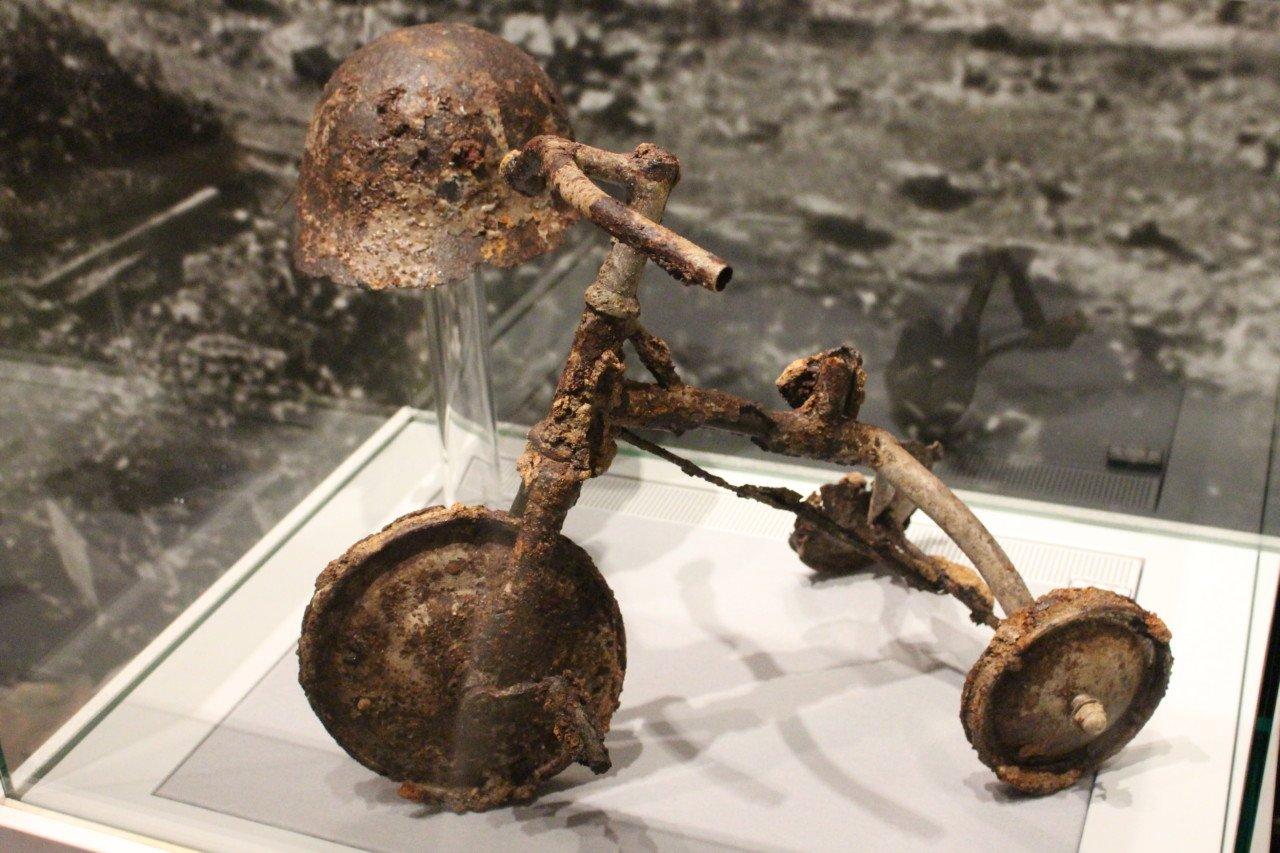 Treciclo, Museo della Pace, Hiroshima, museo della pace di hiroshima,