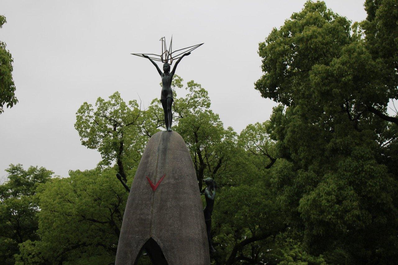 parco della pace hiroshima, museo della pace di hiroshima