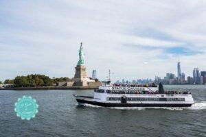 Visita alla statua della libertà New York