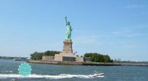 new york gratis con bambini, visita alla statua della libertà new york city