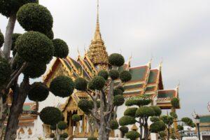 grande palazzo reale di bangkok