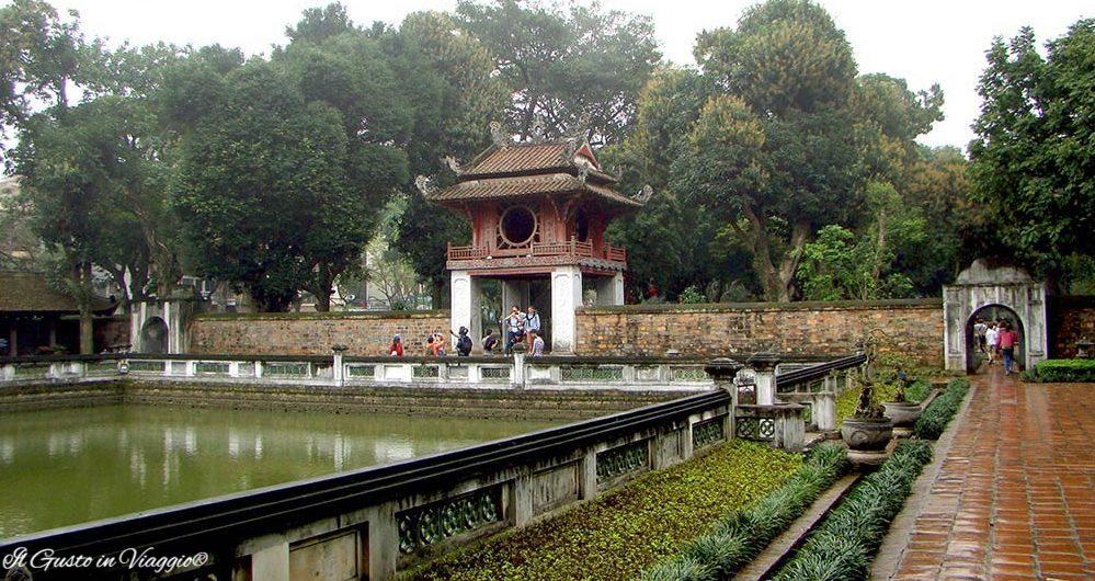 due giorni ad hanoi, tempio della letteratura di hanoi