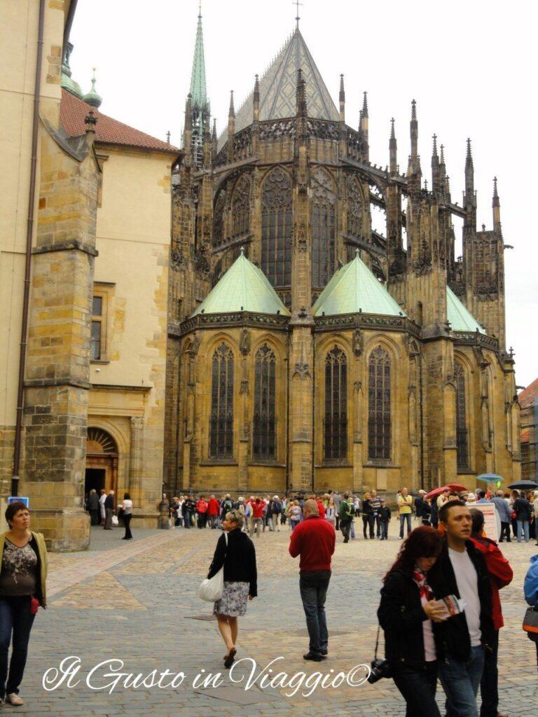 cattedrale san vito praga, cosa fare un week end a praga