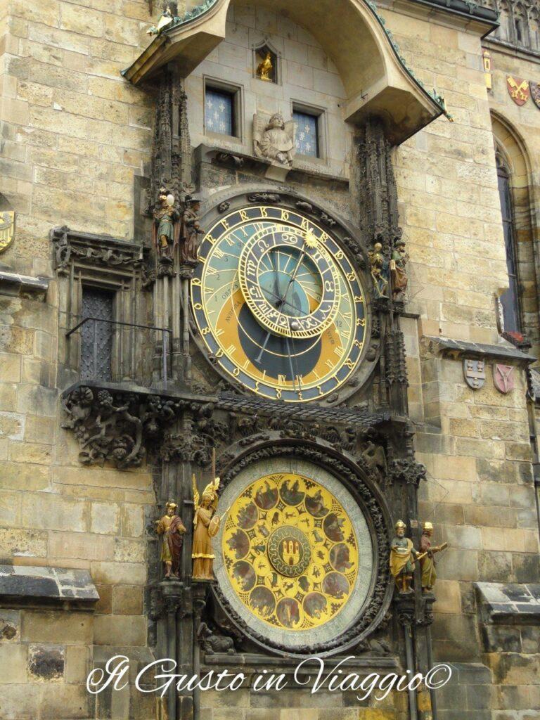 orologio praga, cosa fare un week end a praga