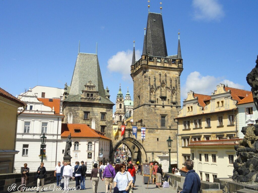 Ponte Carlo Praga, cosa fare un week end a Praga, Ponte Carlo