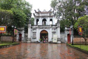 vietnam fai da te tempio della letteratura di hanoi