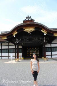 48 ore a kyoto, palazzo imperiale kyoto