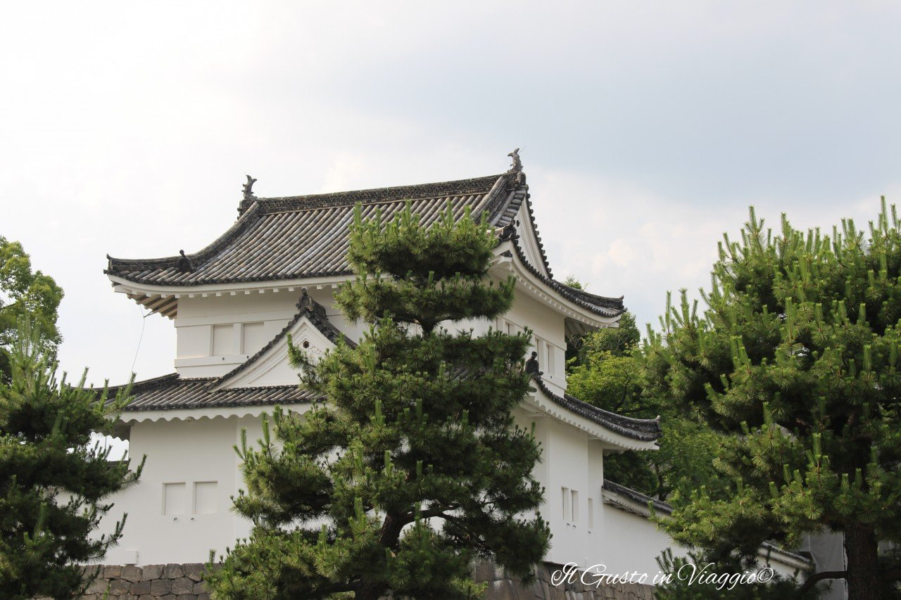 Come organizzare la visita al Nijo castle a Kyoto.