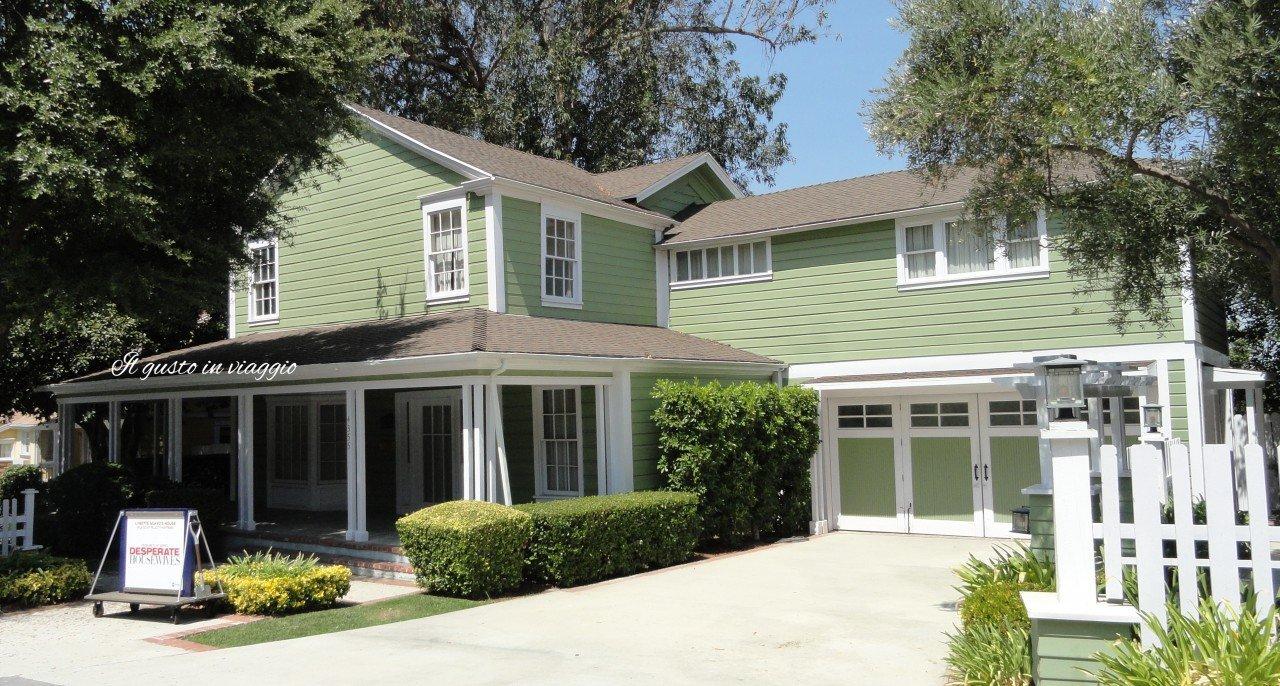 casa desperate housewives brie gabrille susan visitare gli universal studios hollywood set cinematografici