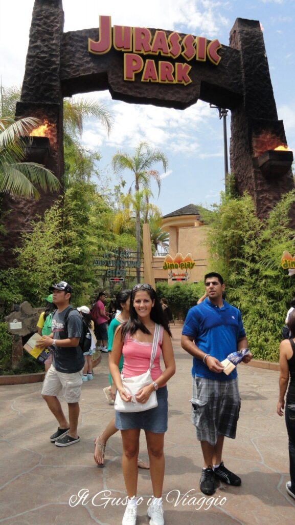jurassic park the ride universal studios