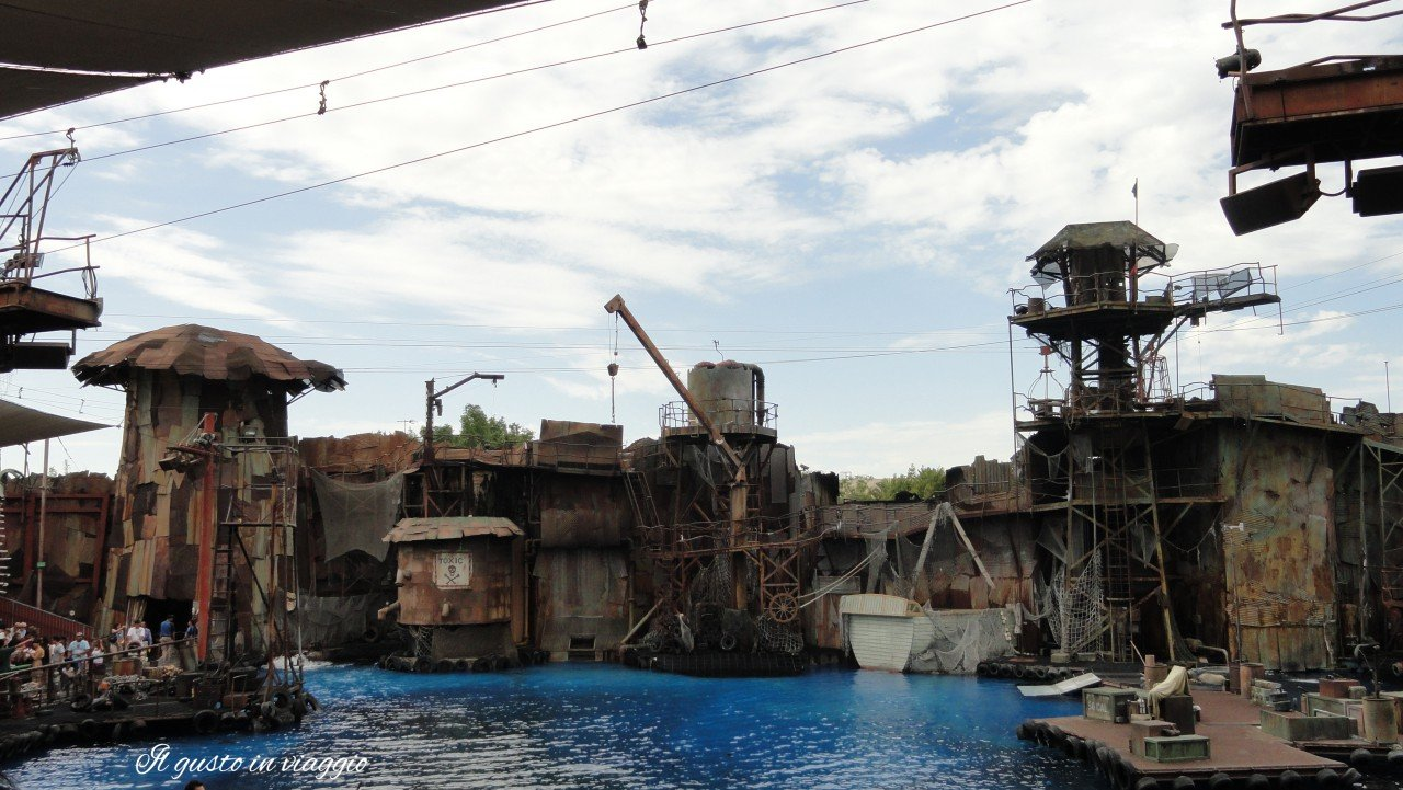 waterworld kevin costner hollywood come visitare gli universal studios