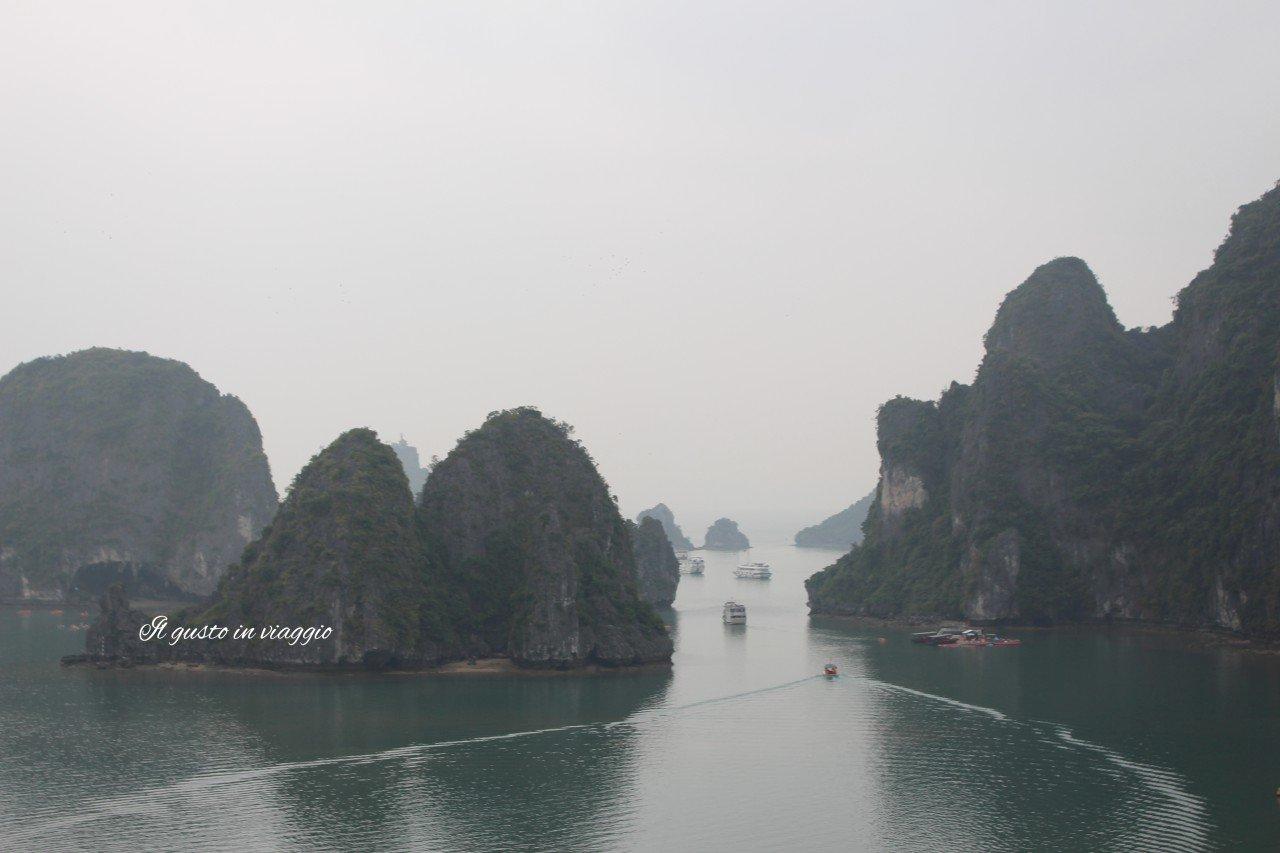 Crociera nella Baia di HaLong, Vietnam