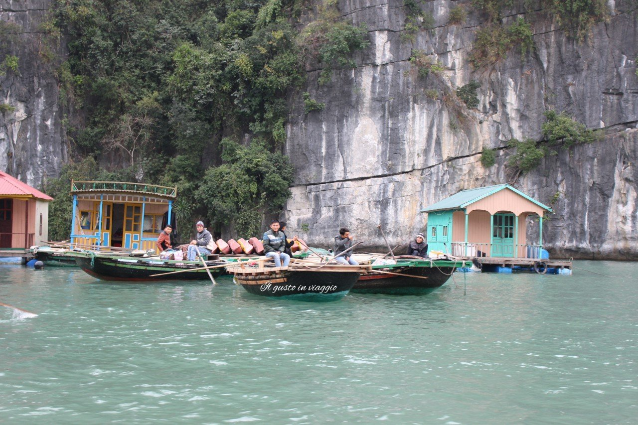 ha long bay cruise crociera nella baia di halong vietnam