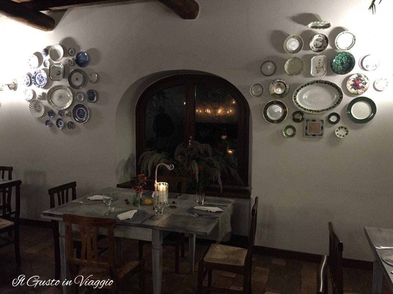 dove mangiare a viterbo con i bambini, interno giardini di Ararat vitebo