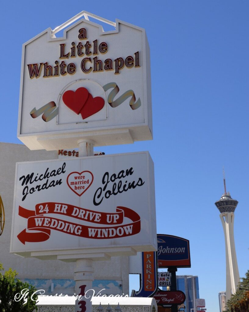 little white chapel las vegas nevada 10 cose da fare a las vegas