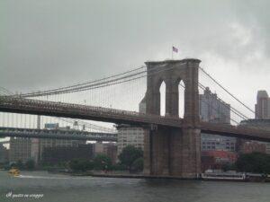 5 giorni a New York ponte di brooklyn pier 17
