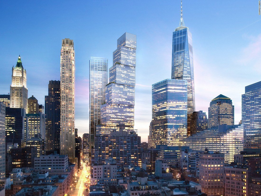 10 cosa da fare a New York, financial district, NY, freedom tower