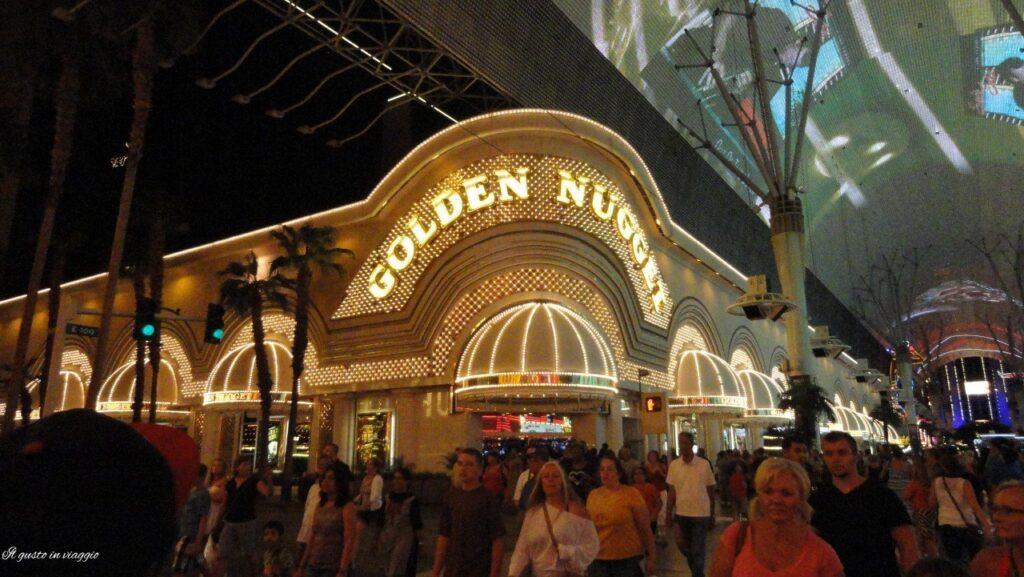 golden nugget hotel casino las vegas fremont street
