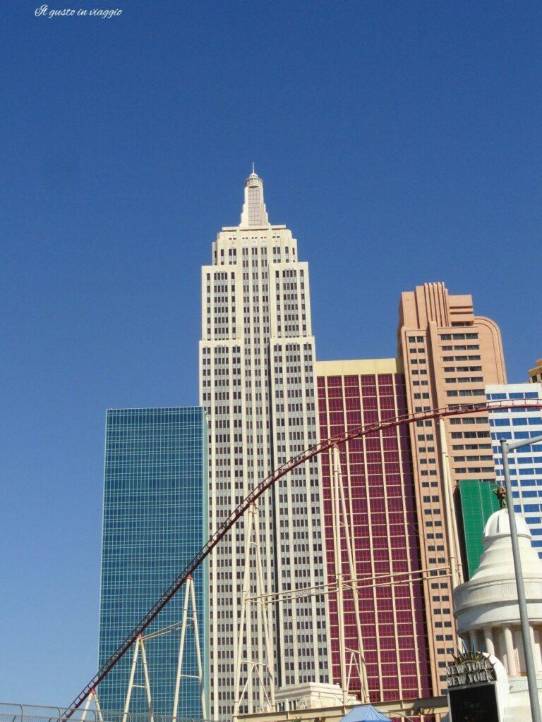 hotel new york las vegas strip