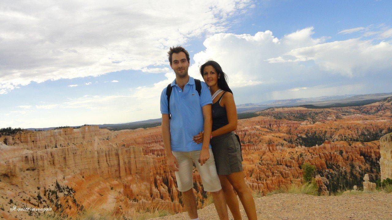 visitare il bryce canyon il gusto in viaggio hoodoos utah west cost