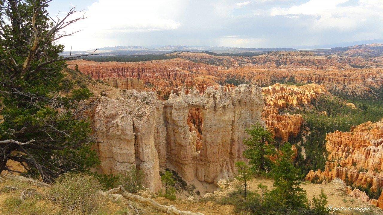 visitare il bryce canyon utah navajo loop