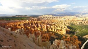 visitare il bryce canyon hoodoos utah hoodos