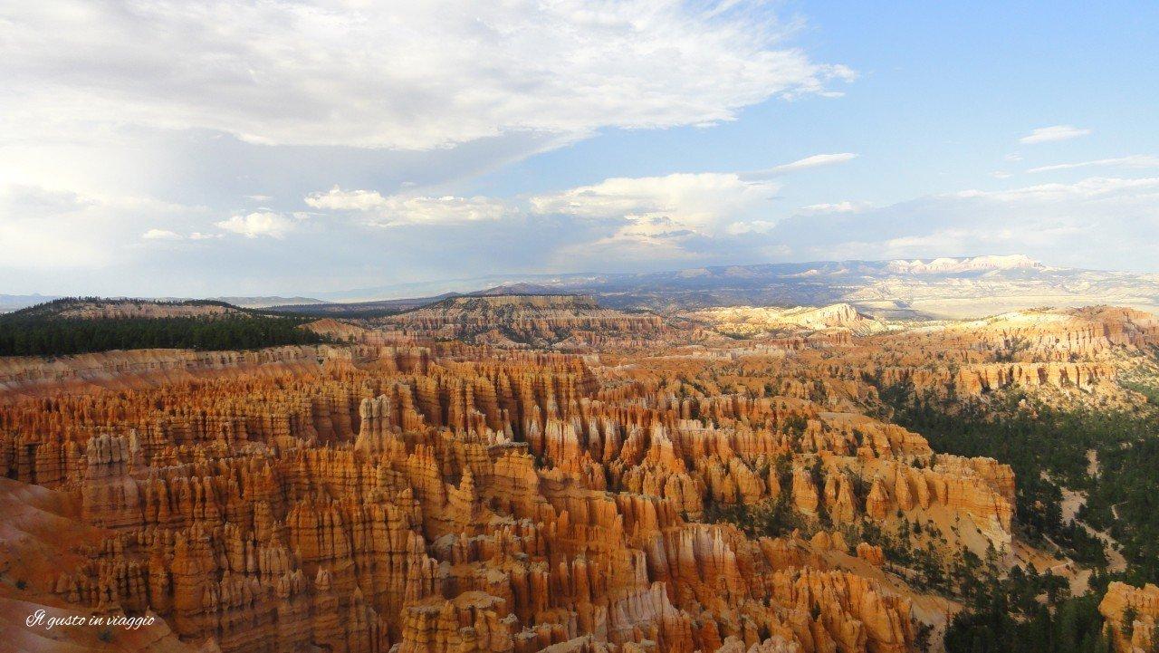 tour dei parchi americani, visitare il bryce canyon hoodoos hoodos camini delle fate