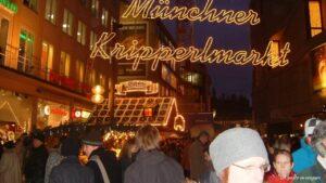mercatino natale monaco mercatini di natale di monaco di baviera germania munchen kripperlmark