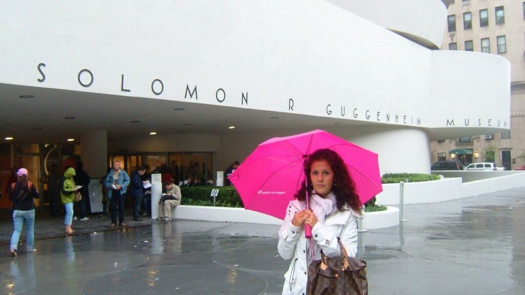 5 giorni a New York Solomon Guggenheim Museum 5th avenue