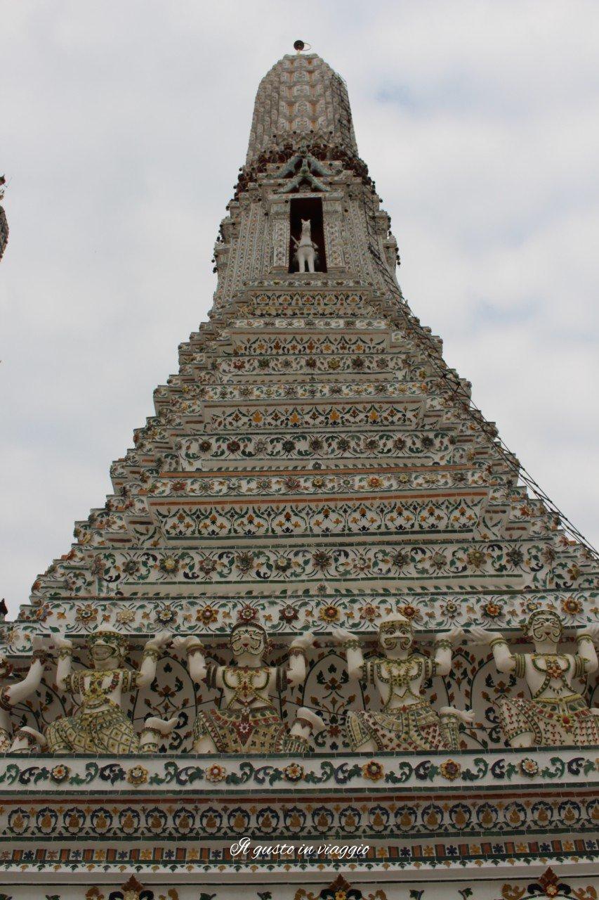 wat arun bangkok visitare il wat arun tempio dell'alba