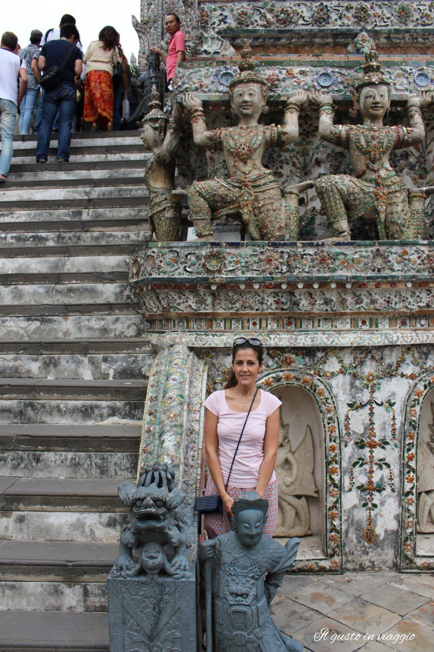 visitare il wat arun thailandia wat arun bangkok