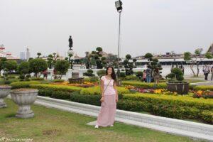 visitare il wat arun bangkok thailandia