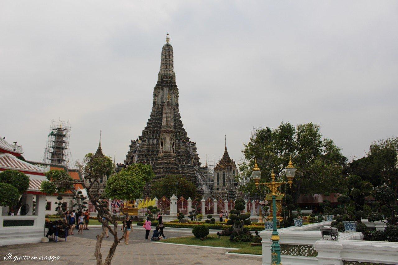 due giorni a bangkok, visitare il wat arun visita al wat arun bangkok