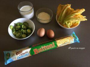 quiche lorraine torta rustica zucchine torta rustica fiori di zucca torta salata zucchine e fiori di zucca