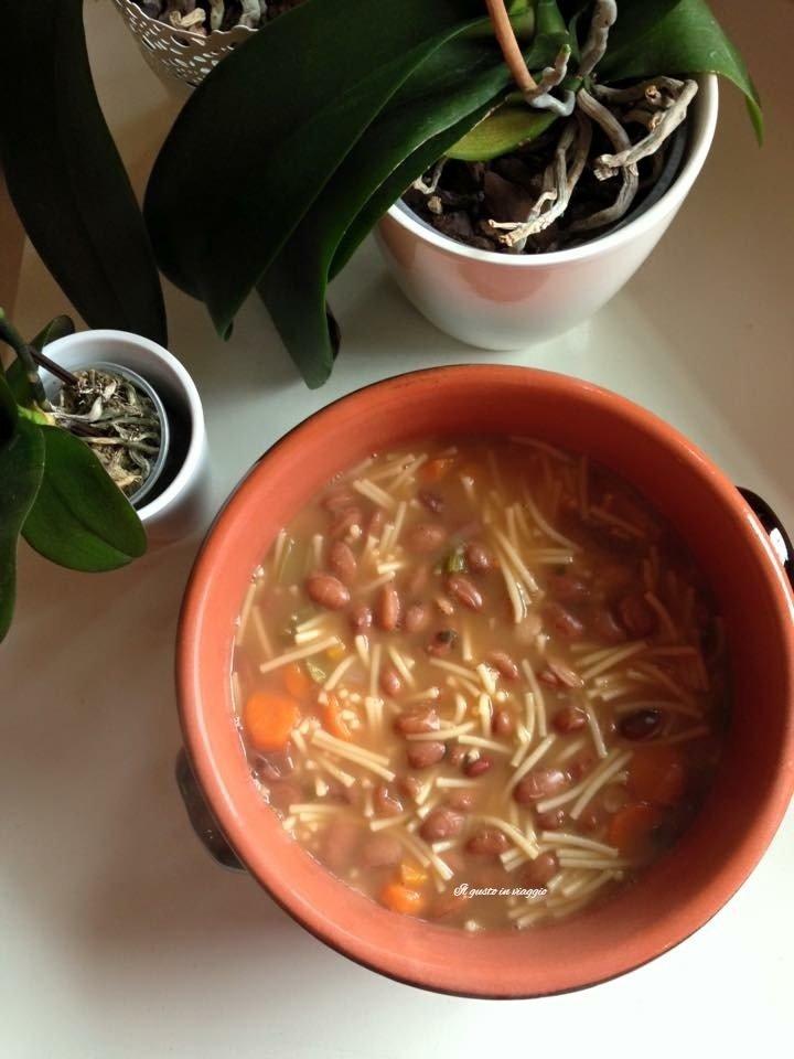 pasta e fagioli vegana ricetta tradizionale pasta e fagioli zuppa di fagioli